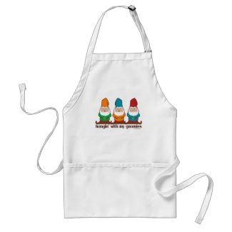 Hangin' With My Gnomies Apron
