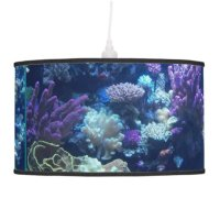 Hanging under the sea lamp | Zazzle