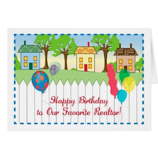 Funny Happy Birthday Realtor