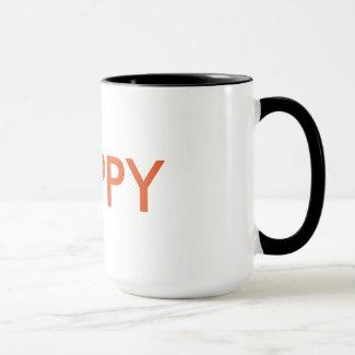 Happy Comes in a mug!