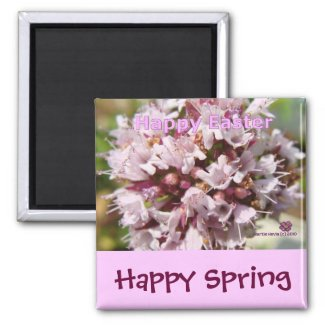 Happy Easter (4) - Magnet - Customize/Personalize magnet