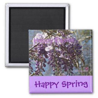 Happy Easter (5) - Magnet - Customize/Personalize magnet