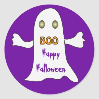 Happy Halloween! - Sticker sticker