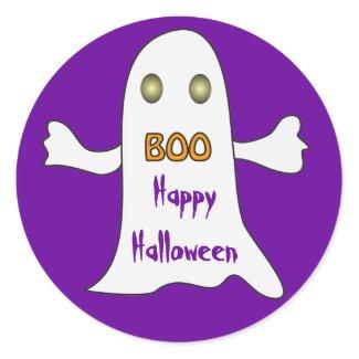Happy Halloween! - Sticker sticker