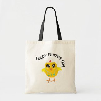 Happy Nurses Day bag