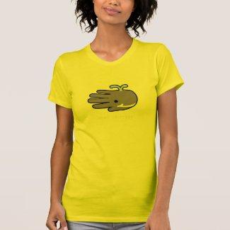 Happy Smile Whale Tee Shirt