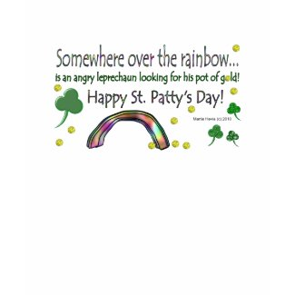 Happy St. Patty's Day (2) - Angry Leprechaun shirt