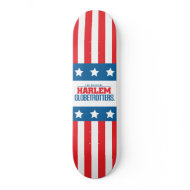 harlem globetrotters skateboard
