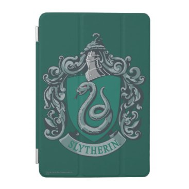 Harry Potter | Slytherin Crest Green iPad Mini Cover