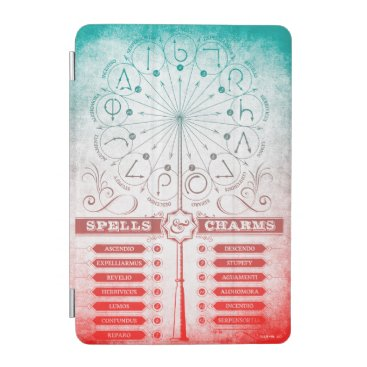 Harry Potter Spell | Spells & Charms Instruction C iPad Mini Cover