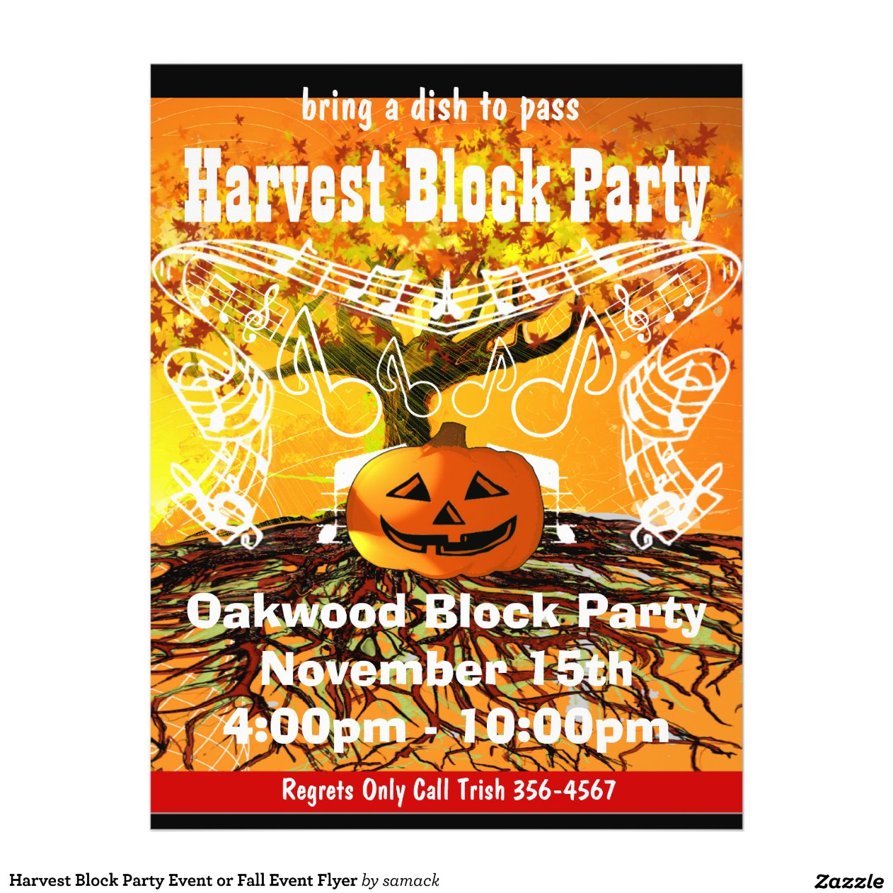 Harvest Block Party Event Fall Flyer-r0f5640a4f15546968c3e411f1c25989d Vgvyf 8byvr 1200