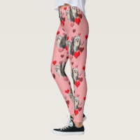 Havanese Love Leggings