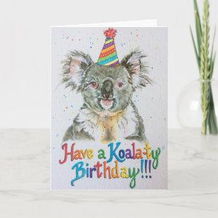 Australia Birthday Cards Zazzle