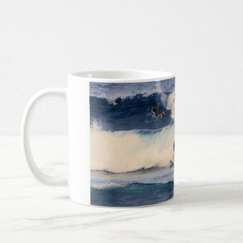 Hawaiian Surfers Mug mug