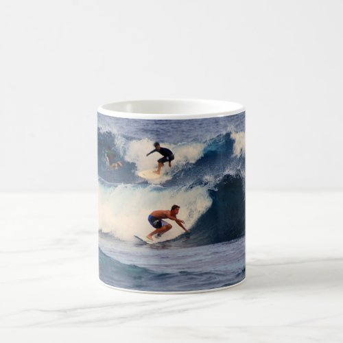 Hawaiian Surfers Mug