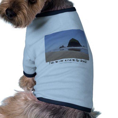 Haystack Rock petshirt