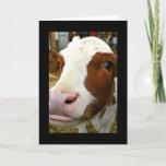 Heard You Mooved! Happy New Home Card