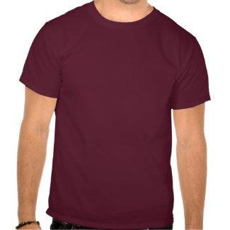 Heart Dog Paw (Dark) shirt