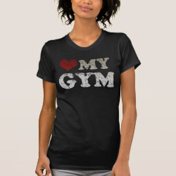 Heart My Gym Tshirt
