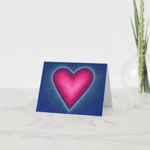 Heart Note Cards