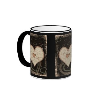 Heart strings - Mug mug