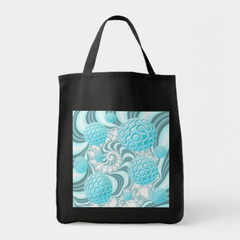 Heavenly Sea Shells, Abstract Pastel Beach Tote Bag
