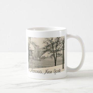 Hellgate Bridge, Astoria, New York Mug