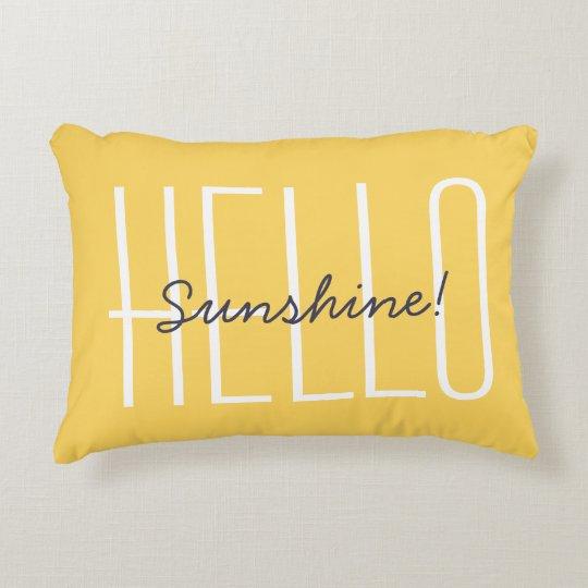 hello sunshine cushion online