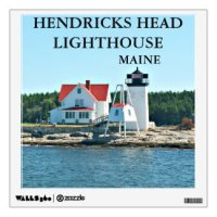 Lighthouse Wall Decals & Wall Stickers | Zazzle