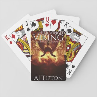 Her Winged Viking Card Deck