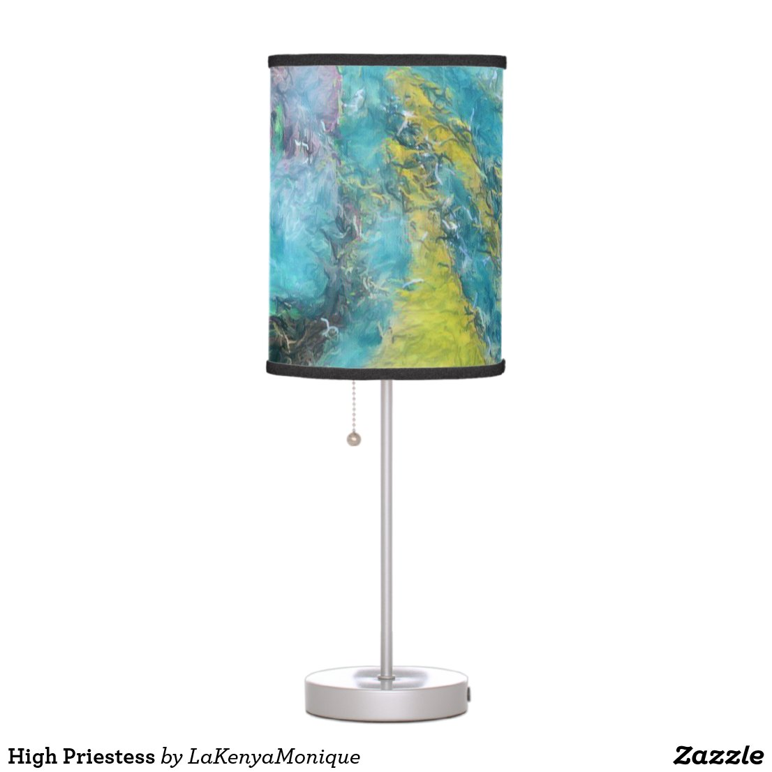 High Priestess Table Lamp
