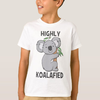 Highly Koalafied Koala T-Shirt