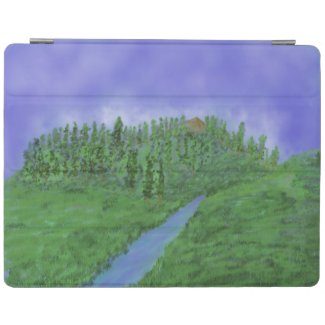 Hill & stream iPad cover