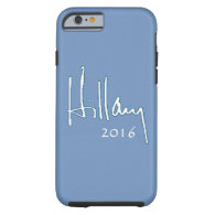 Hillary Clinton 2016 iPhone 6 Case