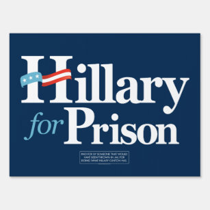 hillary for prison yard
