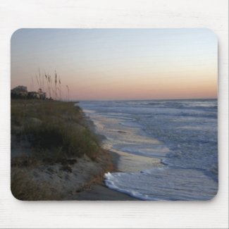 Hilton Head Island Beach Mousepad zazzle_mousepad