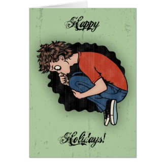 Holiday Spirit Card