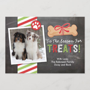 Holiday Stripes Banner
