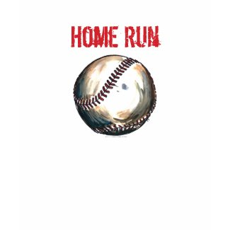 Home Run shirt