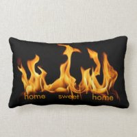 Fireplace Pillows - Decorative & Throw Pillows | Zazzle