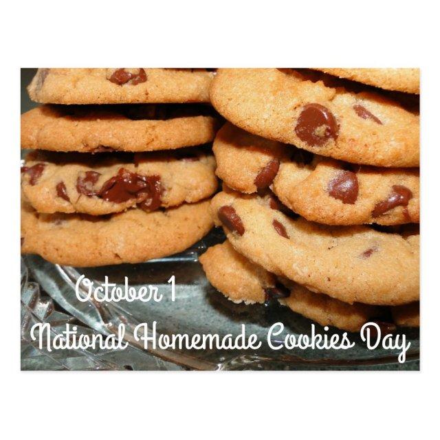 Homemade Cookies Postcard