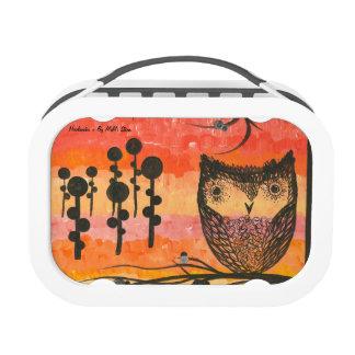 Hoolandia (c) 2013 – Owl Lunchboxes