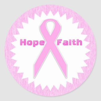 Hope Faith - Sticker sticker