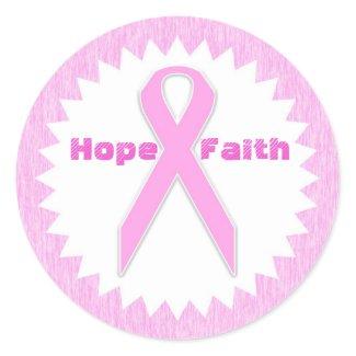Hope Faith - Sticker sticker