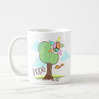 Hope Tree Mug mug
