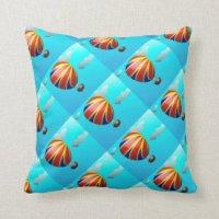 Hot Air Balloons Pillows - Decorative & Throw Pillows | Zazzle