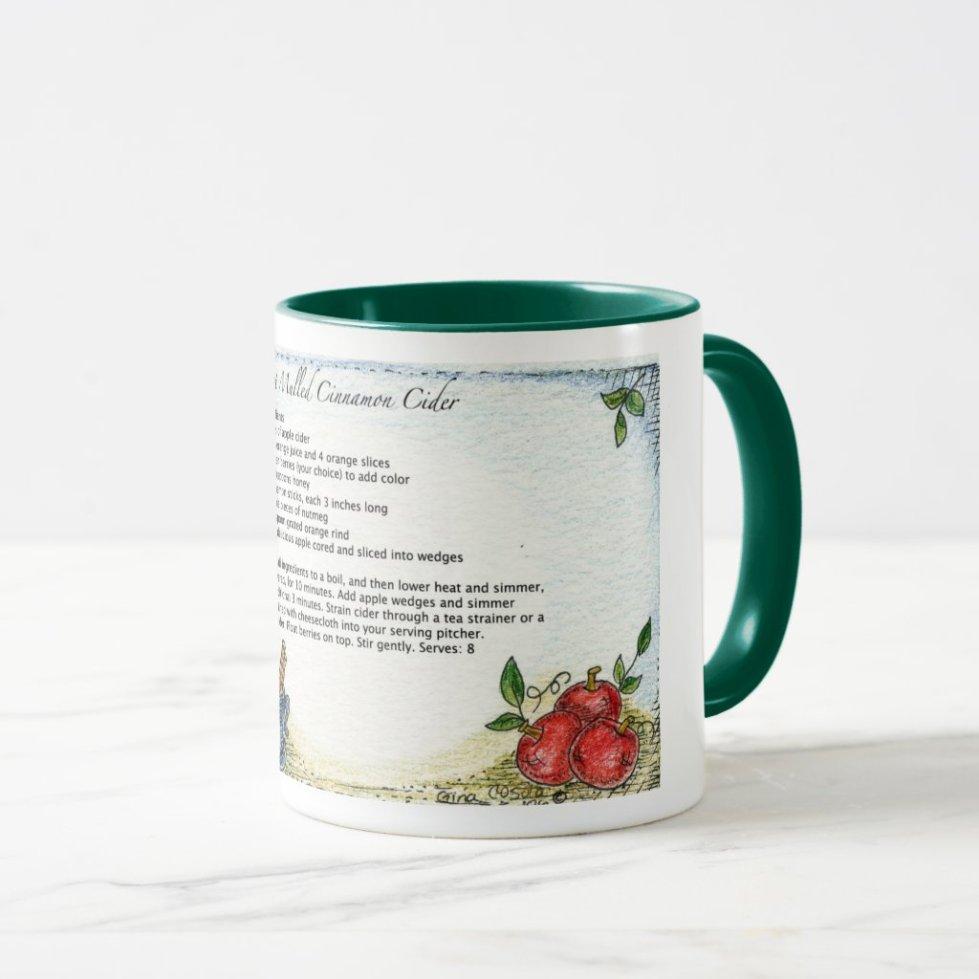 Hot Mulled Cider Mug