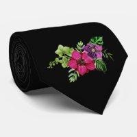 Purple Wedding Ties | Zazzle