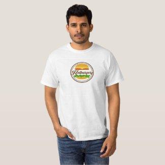 Hotburgerz Tee
