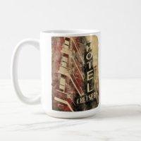 Hotel Chelsea NYC Mug | Zazzle